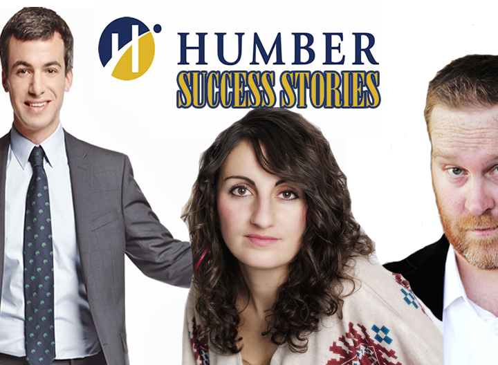 Tyler Featured in Humber College Success Stories