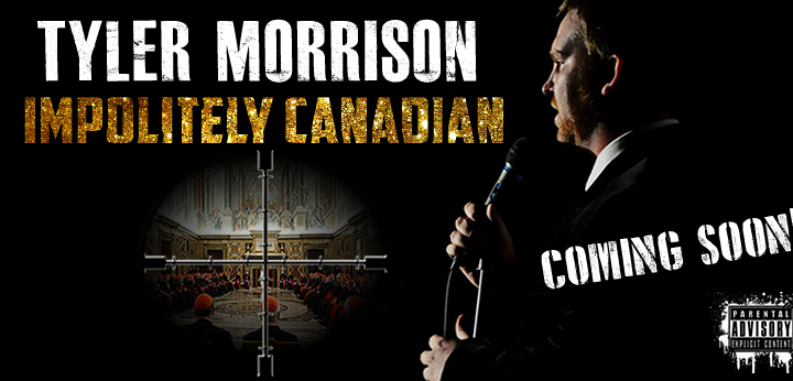 New Comedy Special Impolitely Canadian Coming Soon!