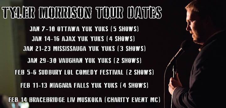 New Tour Dates Added!